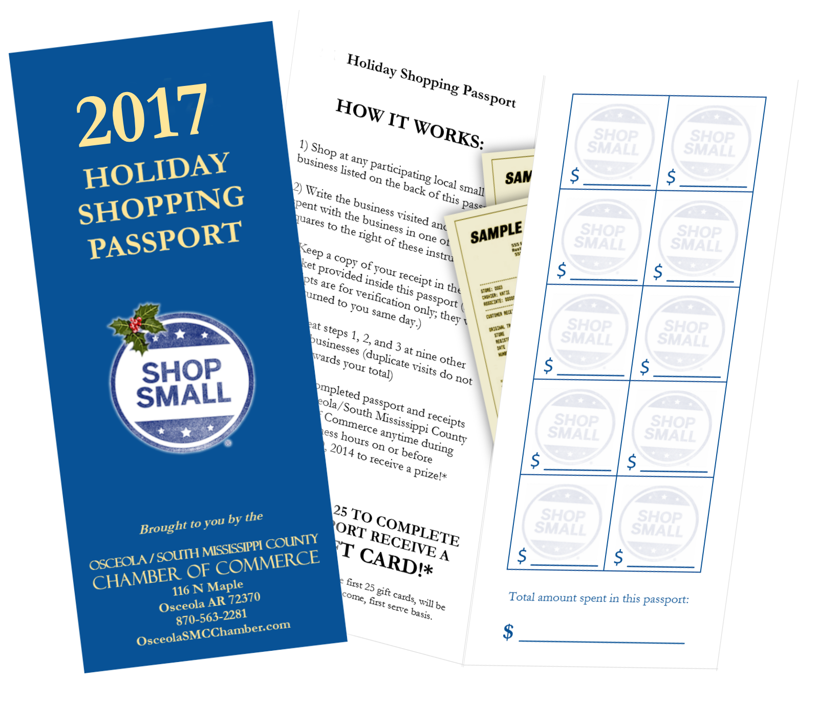SAMPLE PASSPORT NEWSLETTER2017
